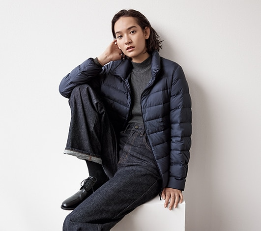 women's uniqlo essentials