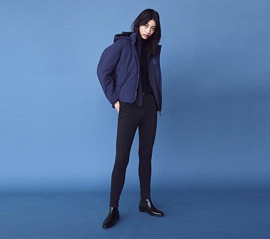 women's warm-lined pants