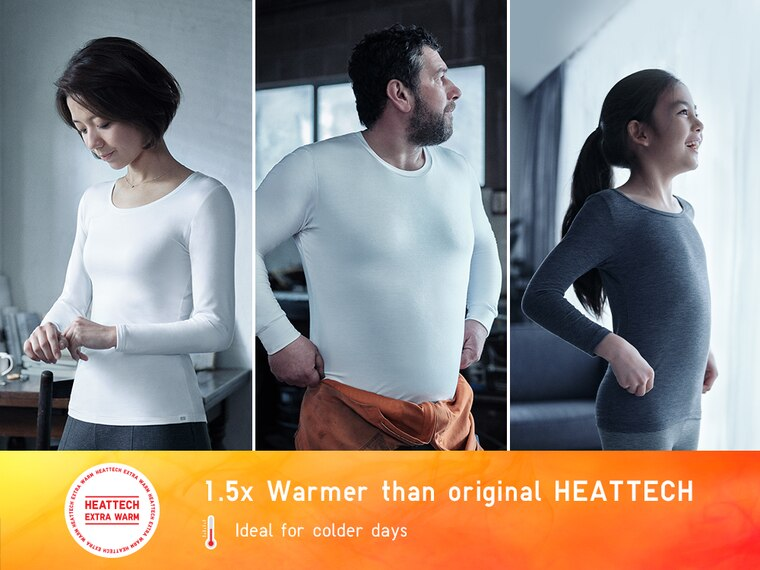 EXTRA WARMTH, FOR LESS
