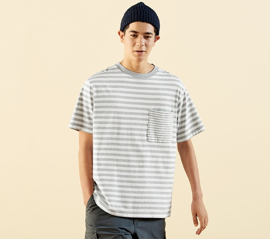 Men S T Shirts Polo Active More Uniqlo Us