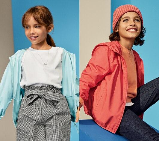 kids outerwear