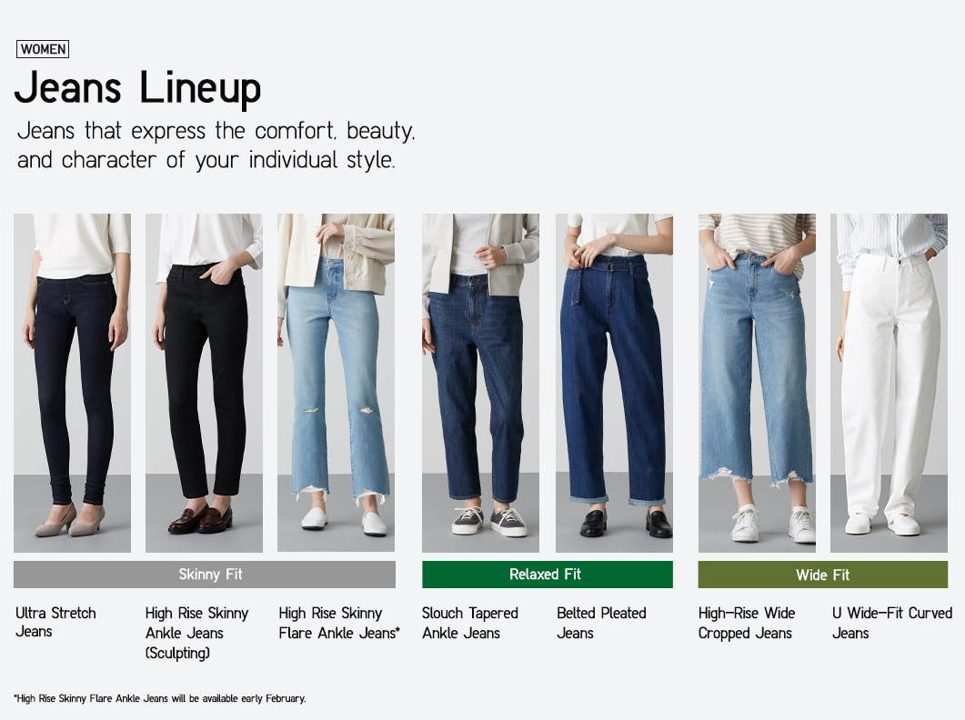 Women's Jeans: High Rise, Ultra Stretch, Maternity & More