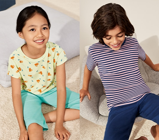 kids innerwear and loungewear