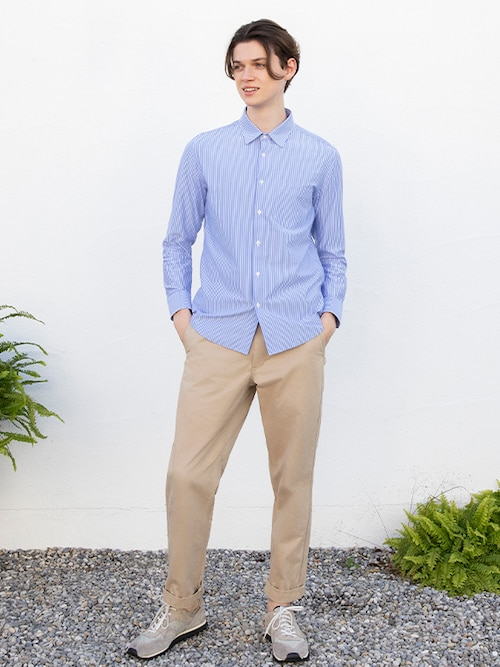 model image of wear to work casual 1