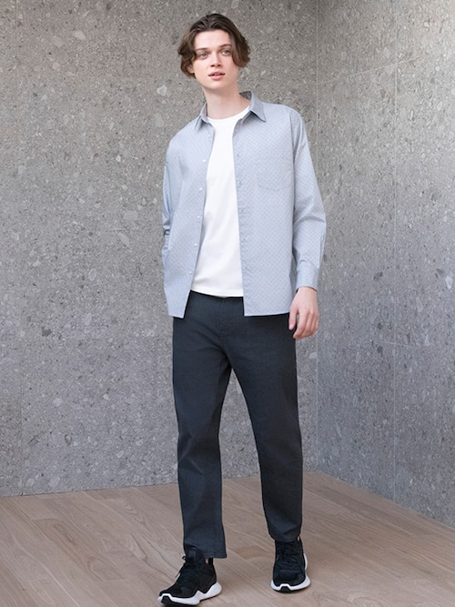 model image of wear to work casual 3