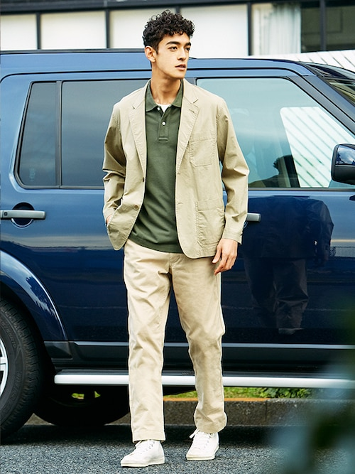model image of wear to work casual 7