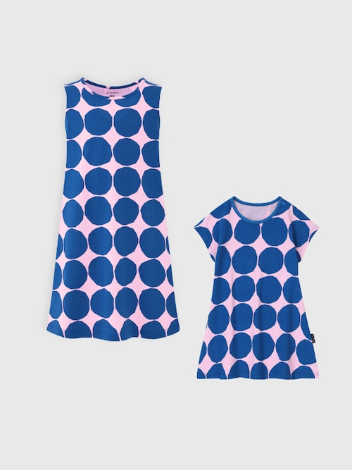 model image of marimekko girls matching 7