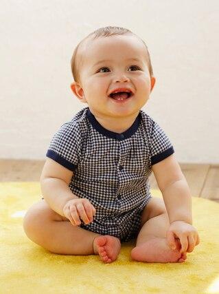 Newborn Short-Alls