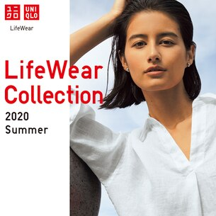 UNIQLO Summer LifeWear