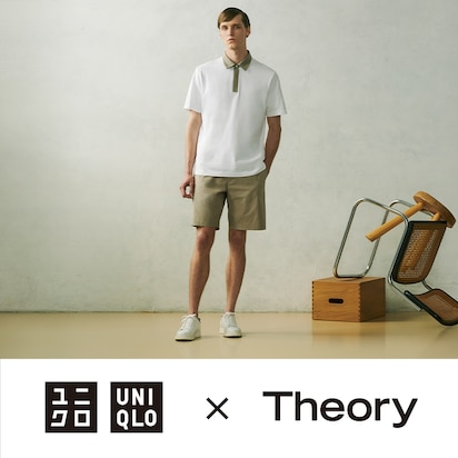 Arriving 7/16 Mid Morning ET: UNIQLO x Theory