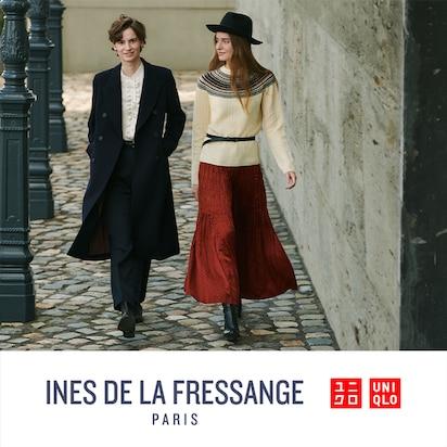Arriving 8/27 Mid-Morning ET: Ines De La Fressange
