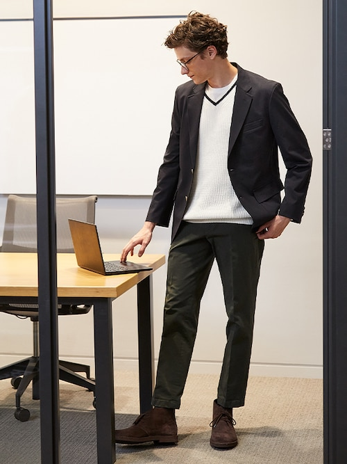 model image of wear to work formal 3