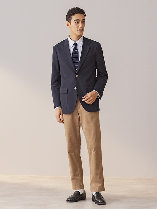 model image of wear to work formal 10