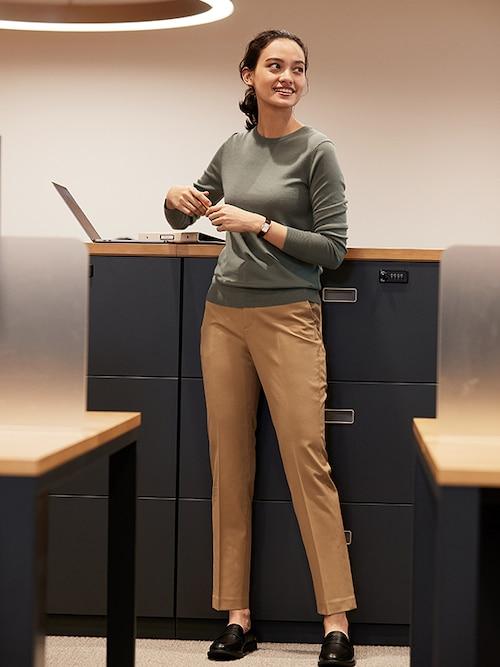 model image of wear to work formal 3