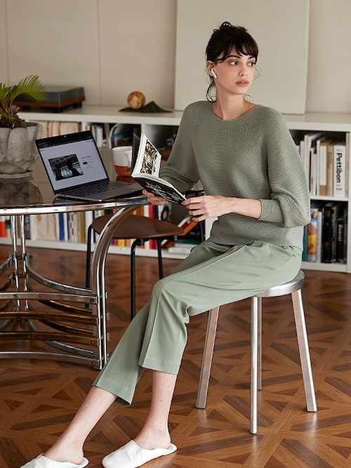 model image of wear to work wfh 8