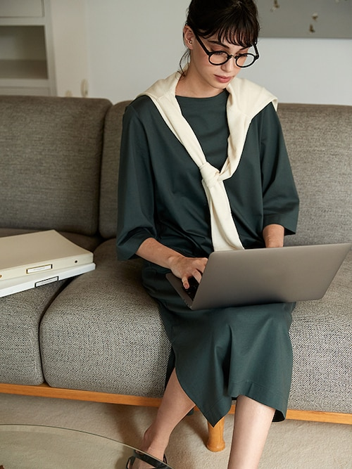 model image of wear to work wfh 9