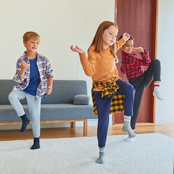 Flannel Checked Long-Sleeve Shirts