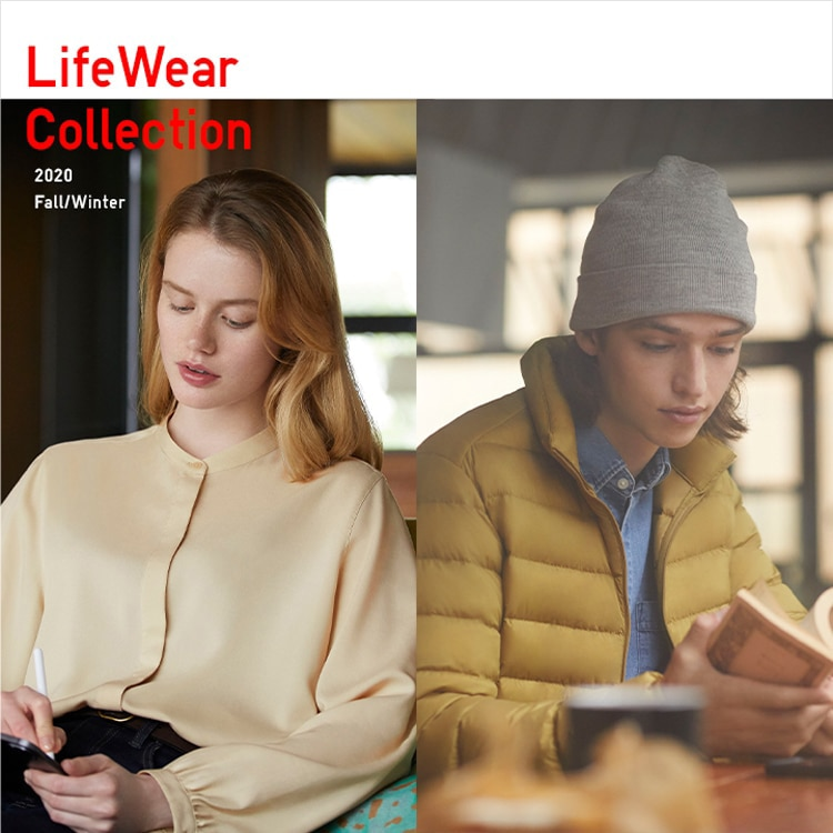 LifeWear Catalog 2020 Fall/Winter