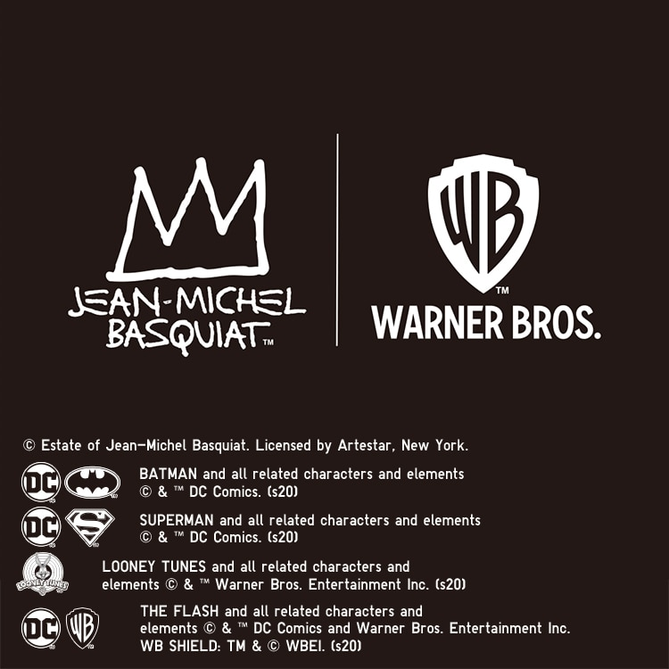 Jean-Michel_Basquiat_x_Warner_Bros. UT Tile