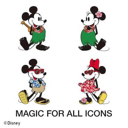 Arriving 8/28 Mid-morning ET: Magic For All Icon Hawaii
