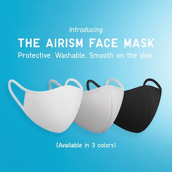 AIRism Mask (Pack of 3)