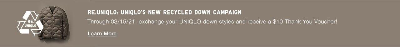 re.uniqlo campaign