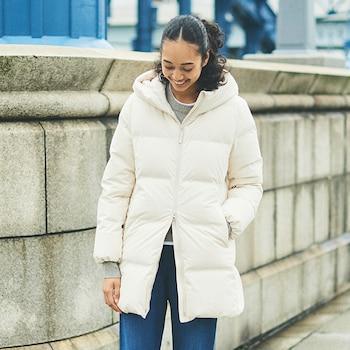 Seamless Down Short Coats