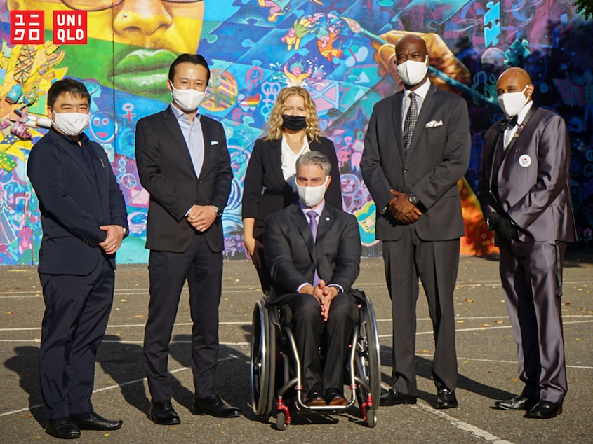 UNIQLO Donates 25,000 AIRism Face Masks to District 75 Students with Disabilities