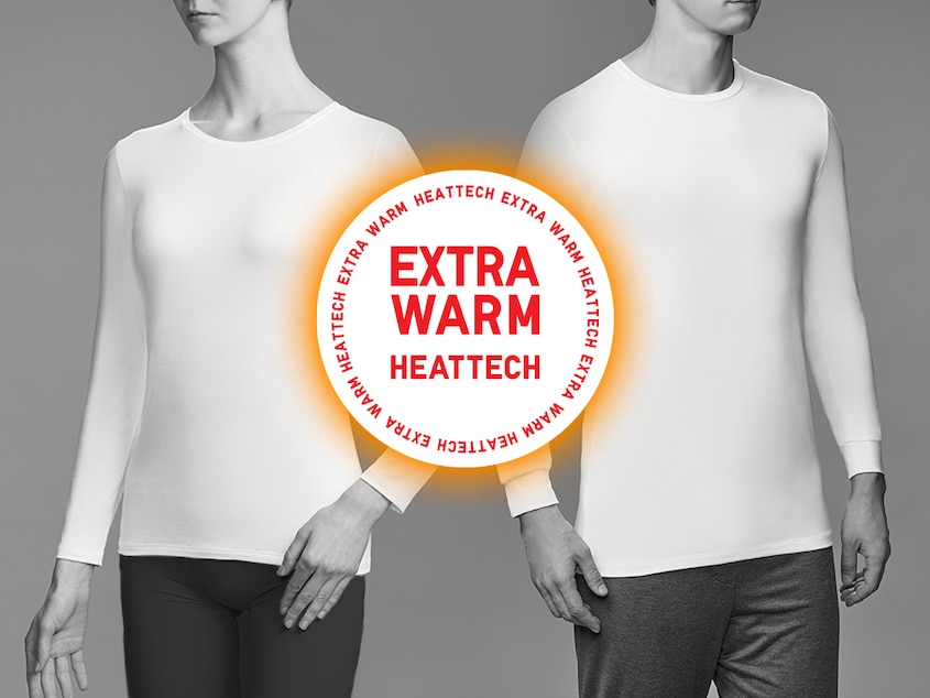 Get Up + Out With HEATTECH Extra Warm