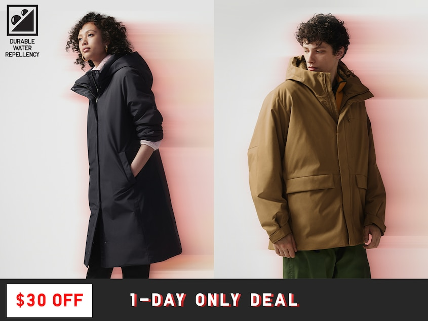 FRIDAY DEAL: Lightweight and Warm Down