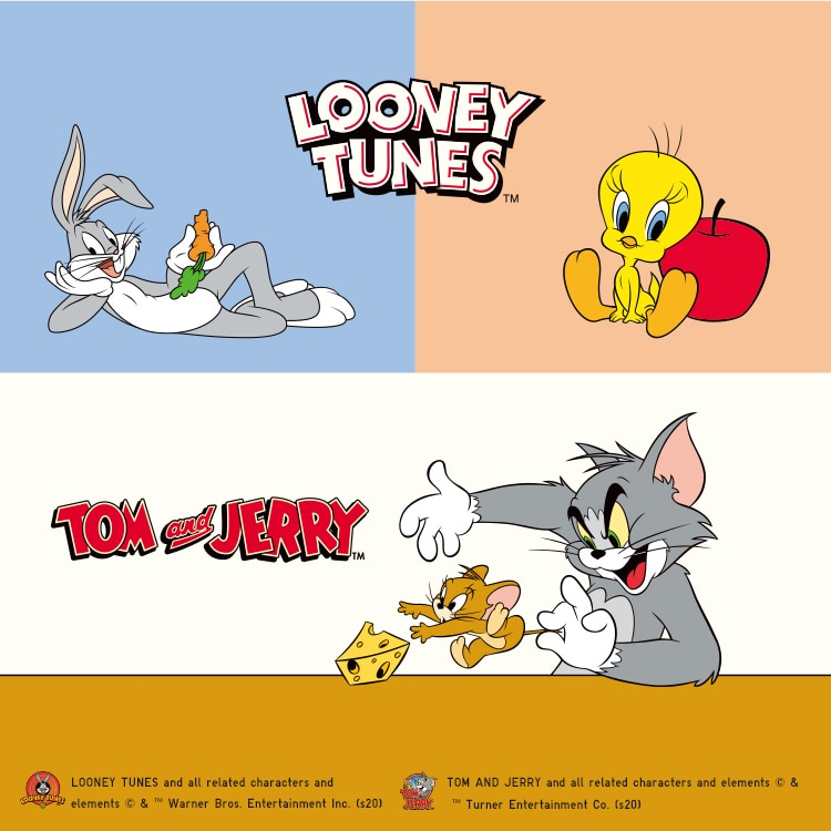 Looney_Tunes_ UT Tile