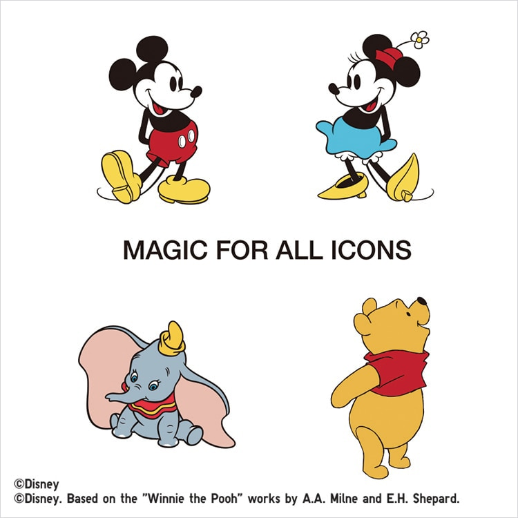 MAGIC FOR ALL ICONS