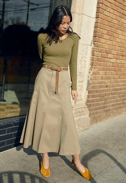 Long Skirts image