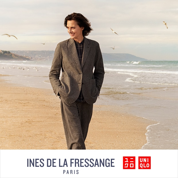 New Ines de la Fressange Arrives On 3/4 Mid-morning ET.