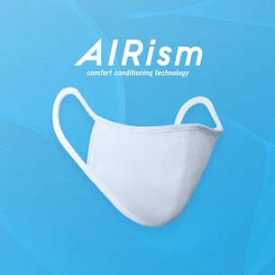 Stay Healthy With Our AIRism Mask