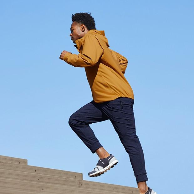 Get Active, Keep Comfortable