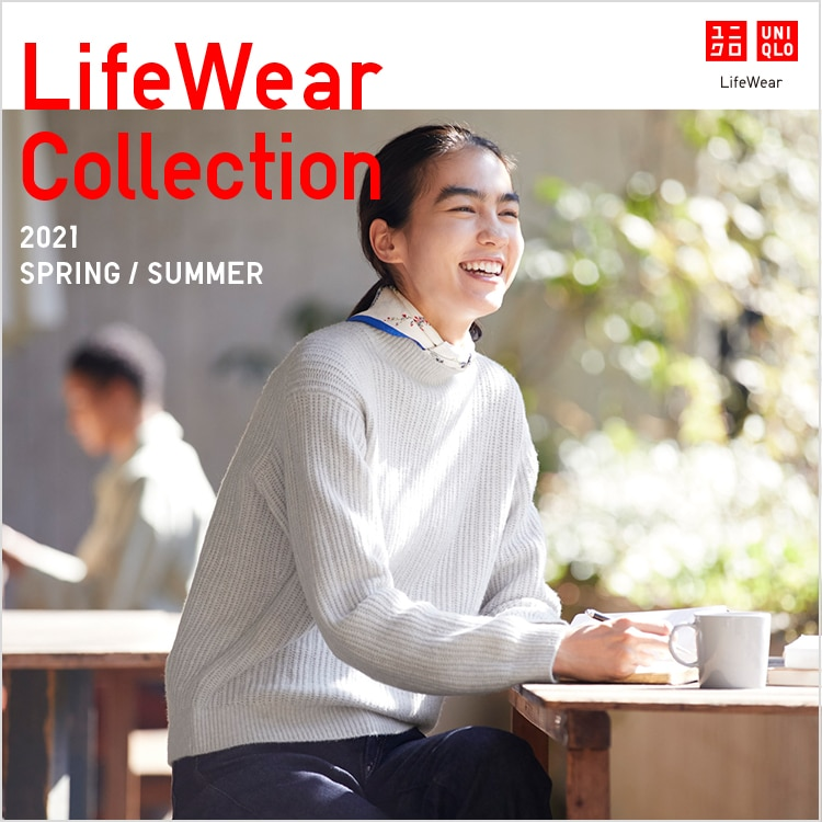 LifeWear Catalog 2021 Spring/Summer