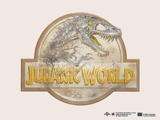 Jurassic_World_x_HAJIME_SORAYAMA Main Image