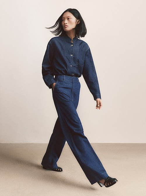 model image of uniqlo u 21ss 2