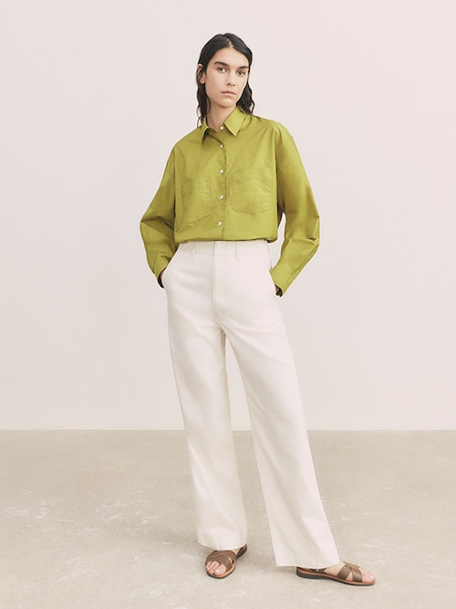 model image of uniqlo u 21ss 23