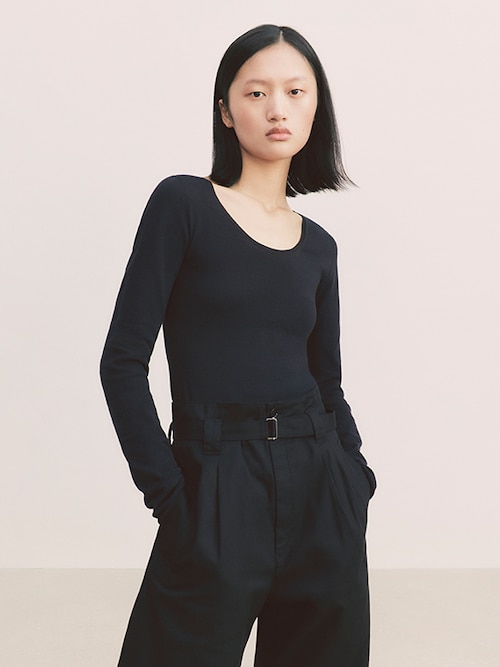 model image of uniqlo u 21ss 30