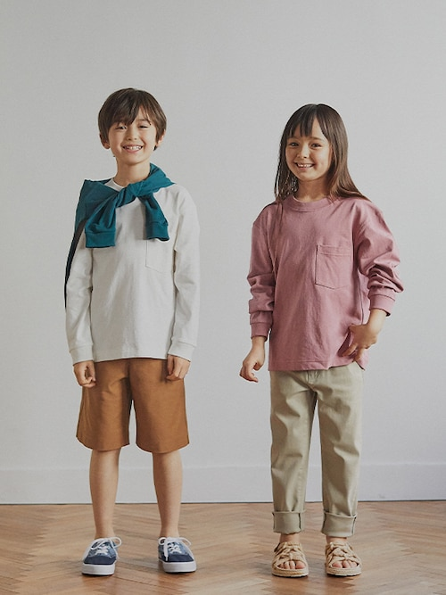 model image of uniqlo u 21ss 4