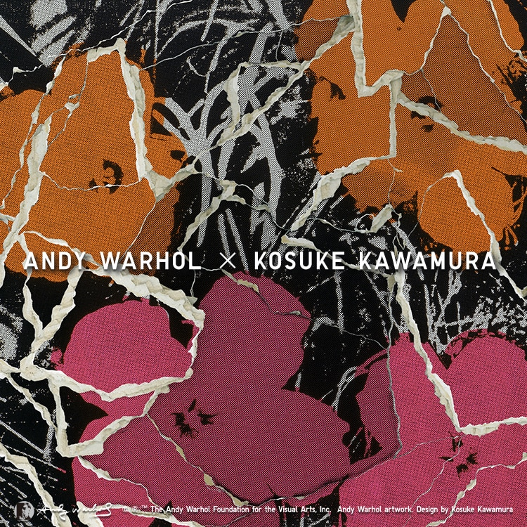 Andy Warhol x Kosuke Kawamura