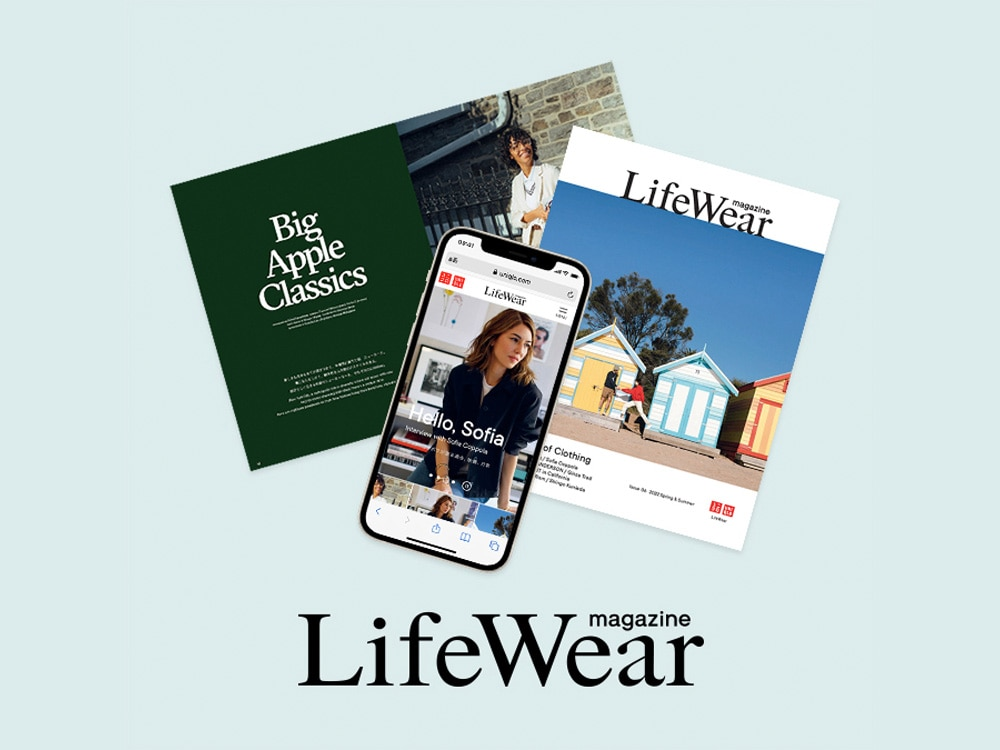 Lifewear Magazine: Find Your Healthy