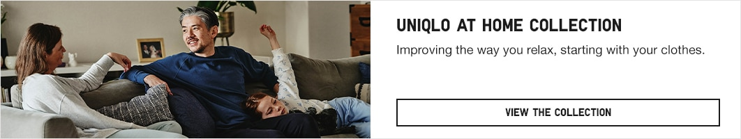 uniqlo at home