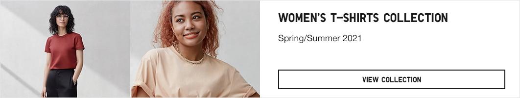 Women's Spring/Summer T-Shirt Collection