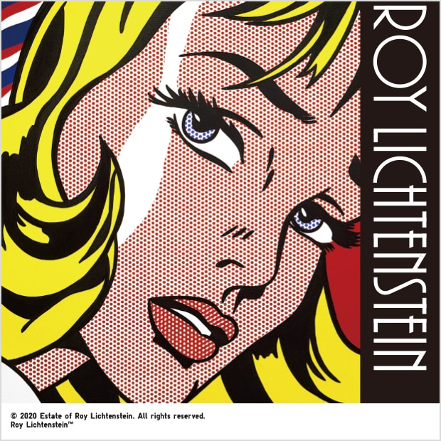 Roy Lichtenstein Arriving 5/10