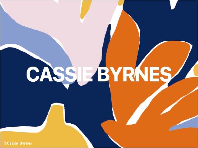 Just Arrived! Cassie Byrnes