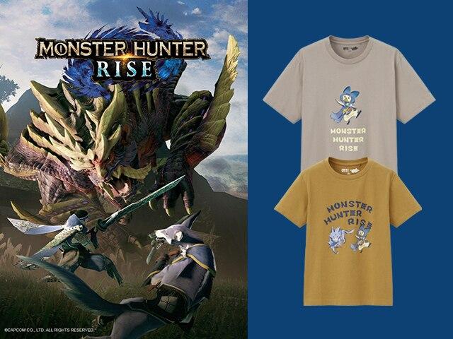 Just Arrived! Monster Hunter Rise