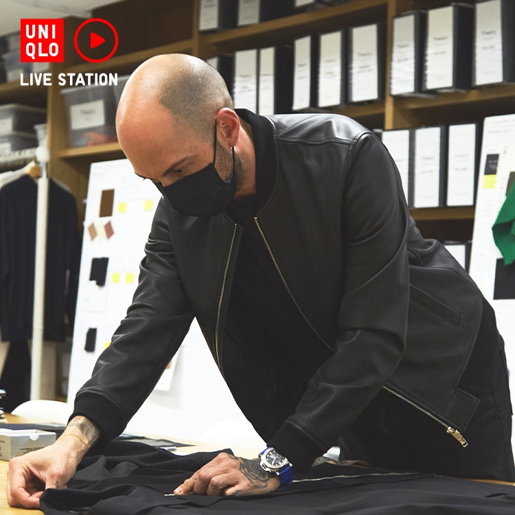 UNIQLO x Theory